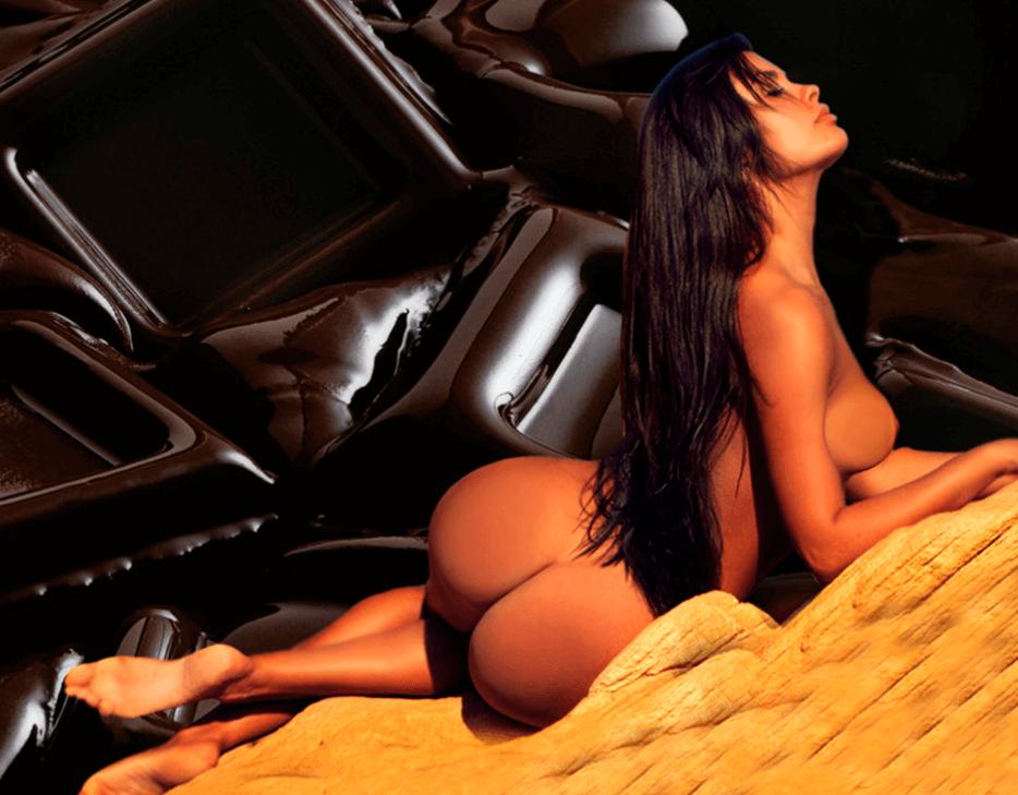 Эротический массаж в салоне Горячий Шоколад